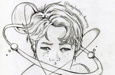 "La hotte à dessins (14/16) : N° spécial ""BTS world Tour"" (part two)"