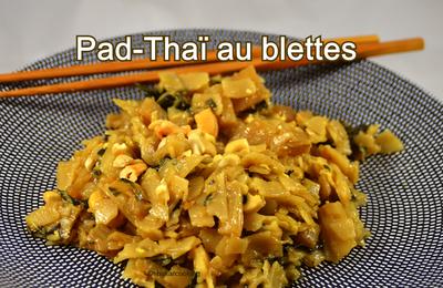Pad-Thaï aux blettes