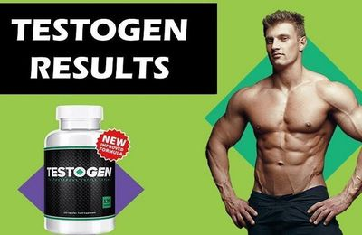 TestoGen Before and After Results: Does It Boost Your Stamina?