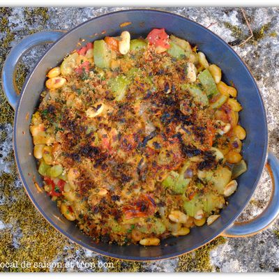 RATATOUILLE EN CASSOULET