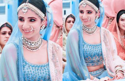 How To Match Jewellery With Bridal Wedding Lehenga