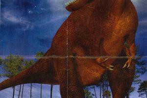 Arco, le dinosaure du Var