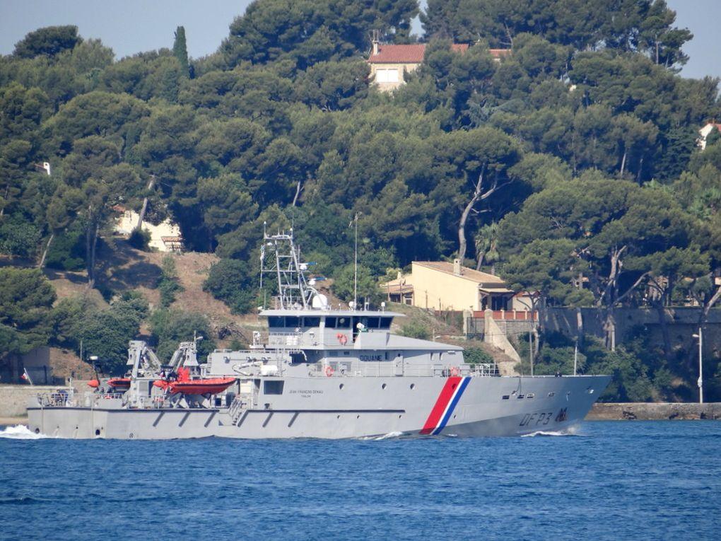 JEAN  FRANÇOIS  DENIAU  DF  P3 , patrouilleur  des douanes