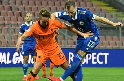 Slovaquie / Ecosse et Pays-Bas / Bosnie (League des Nations) en direct dimanche sur la chaîne l'Equipe !