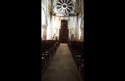 Monuments Enchantés Veronica Antonelli Repérages acoustiques église Auvers-Sur-Oise