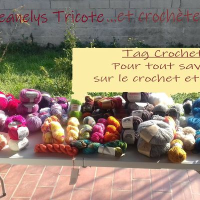 Podcast Crochet & Tricot | Tag Crochet