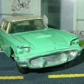 FORD THUNDERBIRD 1959 CORGI 1/43 - car-collector.net
