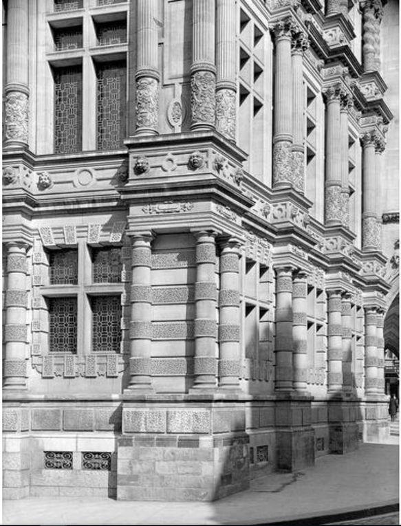 Extérieur ( source : Ministère de la Culture, Médiathèque de l'architecture et du patrimoine, dist. RMN-GP)