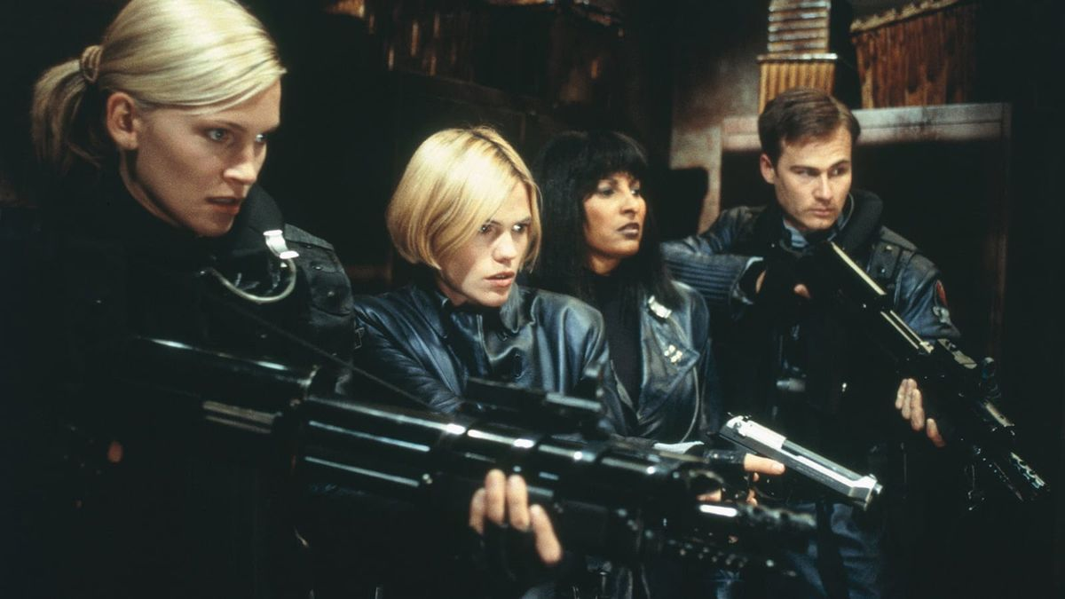 GHOSTS OF MARS | Critique un peu fauchée