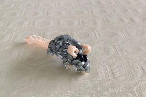 Rainbow Loom : souris et tortues