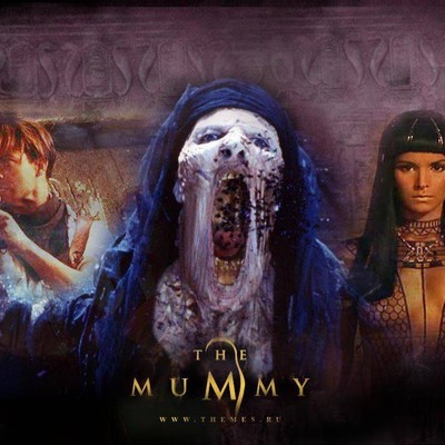 La Momie (The Mummy - Stephen Sommers, 1999)