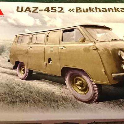 UAZ 452 BUKHANKA