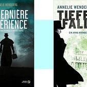 Annelie Wendeberg : La dernière expérience (Presses de la Cité, 2017) -Sherlock Holmes- - Le blog de Claude LE NOCHER