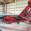 """New CAG bird for the Helicopter Maritime Strike Squadron Four Nine (HSM-49) """"Scorpions"""""""