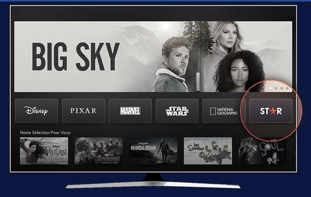 Disney+ : Découvrez les films et séries de Star disponible dès le 23 Février