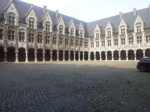 place Saint Lambert.Palais des princes-Evêques