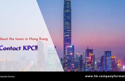 Hong Kong Tax System - Simple and Low tax rate