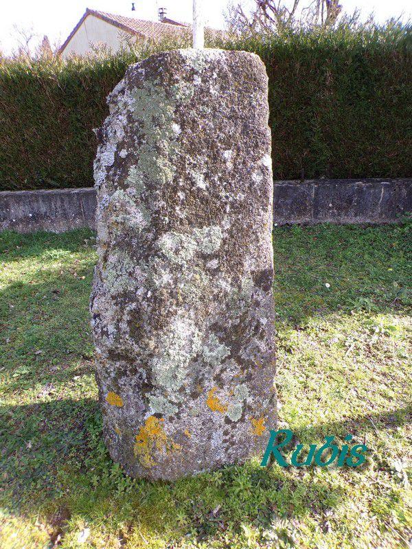 Dolmen de Nouic (87)