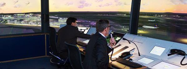 UFA, Inc. delivers ATTower tower simulator solution for German Air Force Controller Training