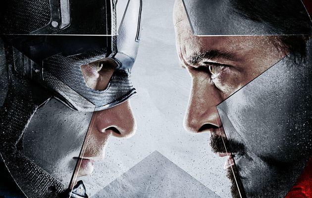 Captain America : Civil War - Bande Annonce Finale VF (avec Spider-Man)