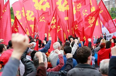 Le parti communiste turc appelle à un rassemblement à Istanbul le 12 septembre : Şimdi sosyalizm zamanı !