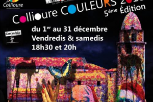 """Collioure Couleurs - ""Le Triangle d'Art"""