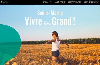 La Seine et Marne s'est dotée d'une marque territoriale