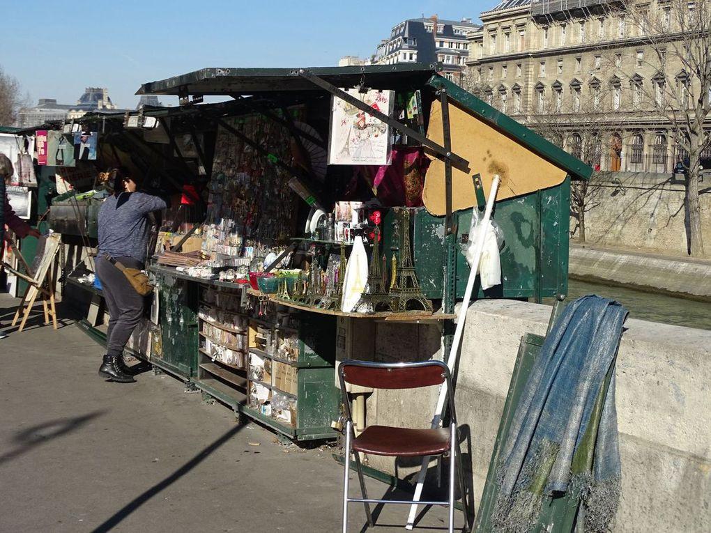 Escapade ensoleillée à Paris