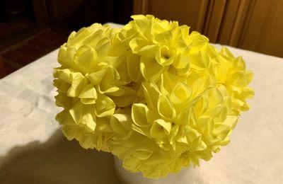 Le bouquet du Dimanche 17 Octobre