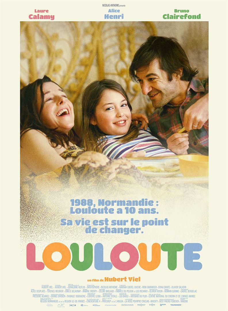 Louloute (BANDE-ANNONCE) avec Alice Henri, Laure Calamy, Bruno Clairefond - Le 18 août 2021 au cinéma