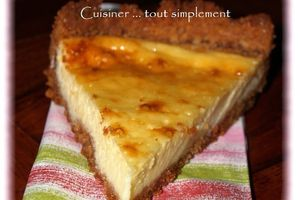 CheeseCake aux Petits Suisses et Madeleines