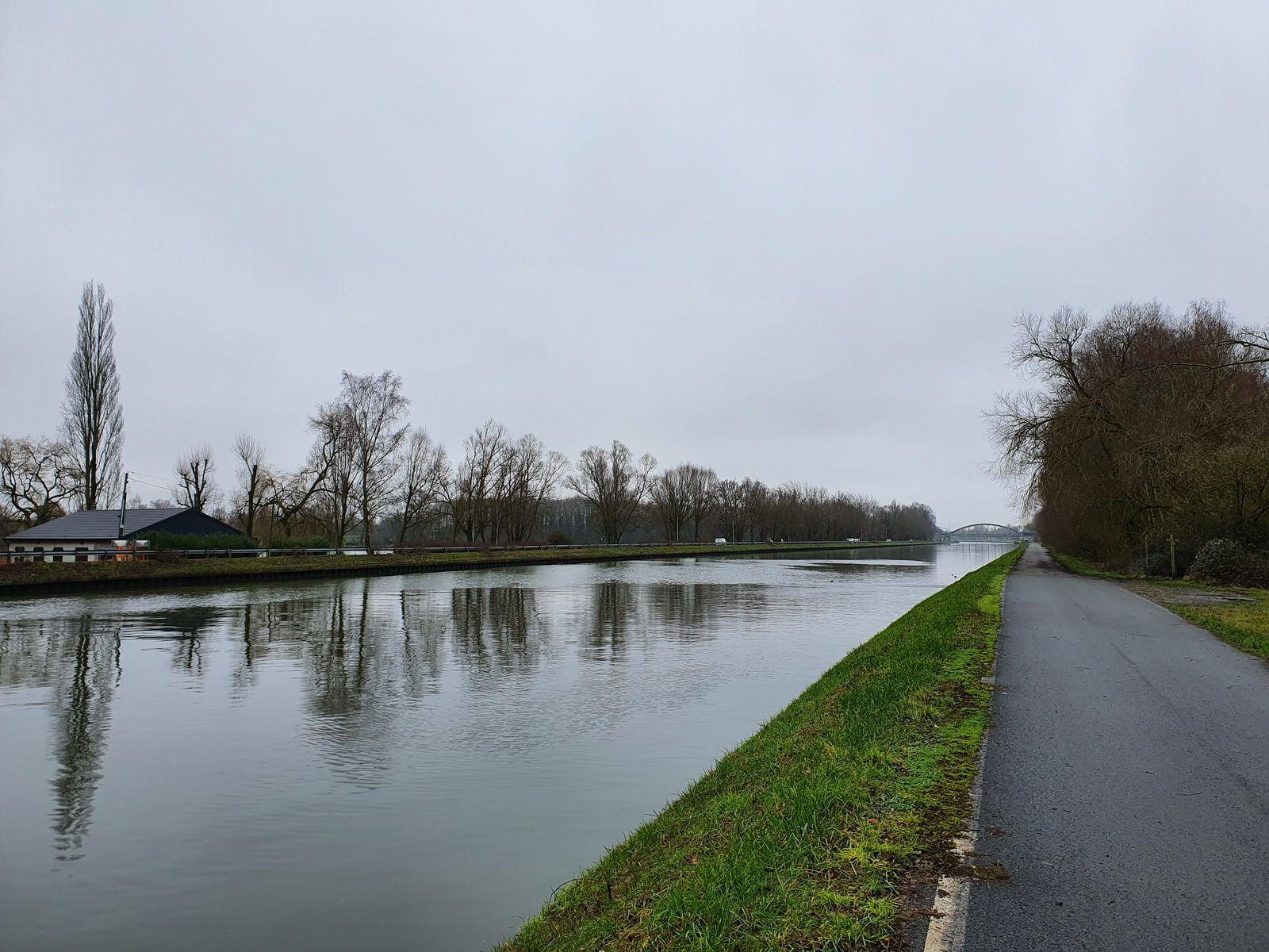 Entre canal de la Deûle et ancienne usine Nitrochimie, Billy-Berclau