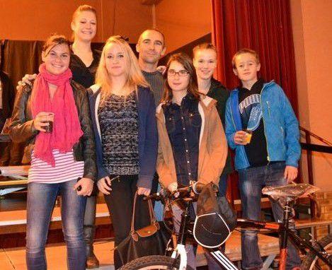 21 novembre 2014 - Soirée de remise des prix du Challenge de l'Etoile - Sennecey-les-Dijon