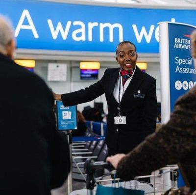 British Airways becomes first and only airline to receive Autism Friendly Award