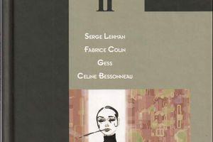 """Serge Lehman, Fabrice Colin & Gess """"La Brigade chimérique"""" (L'Atalante - 2009)"""