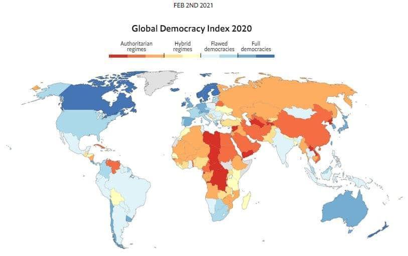 03-02-21- LA FRANCE, DEMOCRATIE IMPARFAITE ? (ERNEST PORRAS)