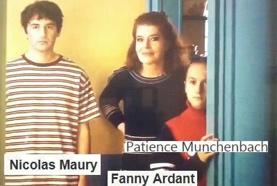 Swann Arlaud, Maud Wyler, Fanny Ardant