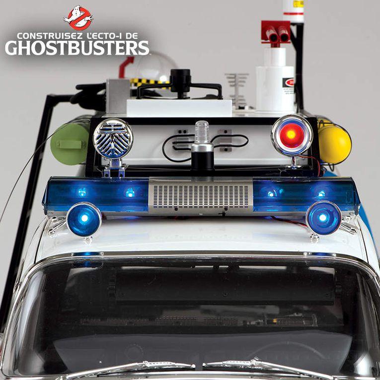 Eaglemoss : Construisez l'Ecto-1 de GhostBusters