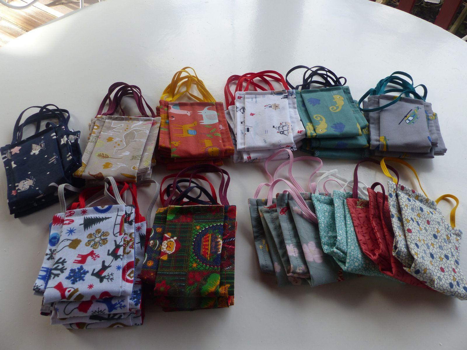 Couture pour bébé d'hiver et autres bricoles...