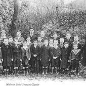 Décès de Pierre Drees, février 1917 - Ensemble Vocal de Saint François Xavier