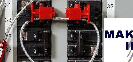 Neu: COMPACT-Sicherheitsschlösser mit Kabelbügel