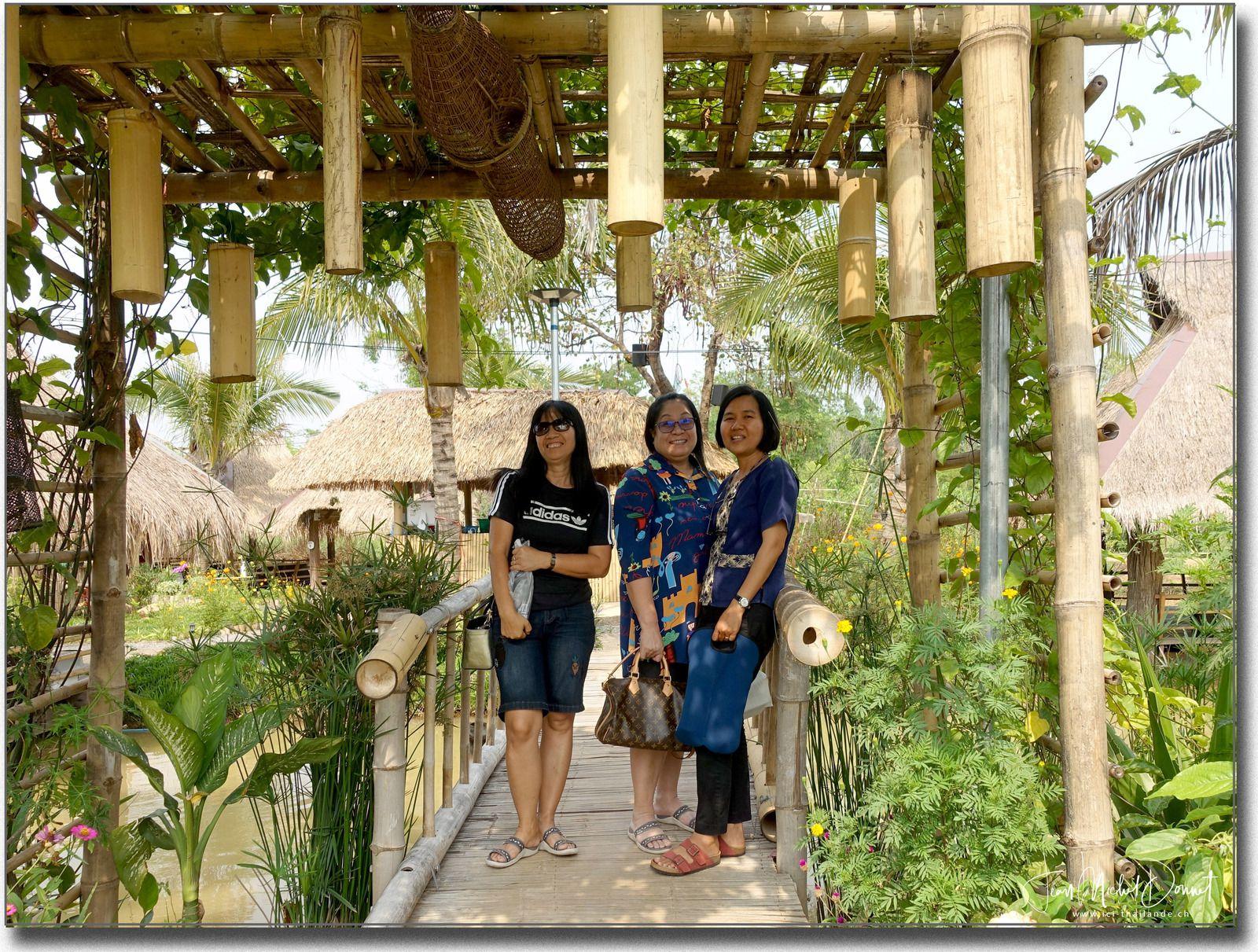 Repas entre amis (Thaïlande)