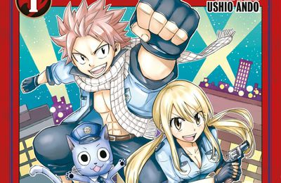 Fairy Tail City Hero tome 1