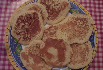 Pancakes selon Cyril Lignac