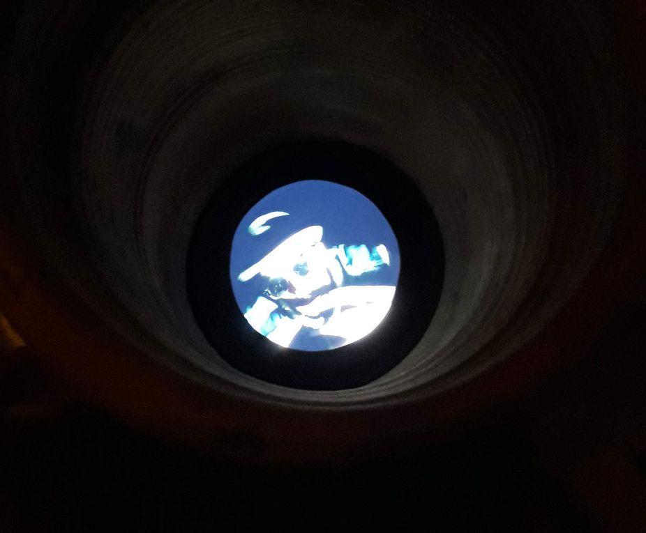 """JR """"Momentum, la mécanique de l'épreuve"""" à la Maison Européenne de la Photographie"""