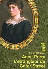 Un auteur Victorien très actuel : Anne Perry