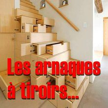 Les arnaques à tiroirs: de faux arnaqués présentent une «solution»...qui est une nouvelle arnaque!