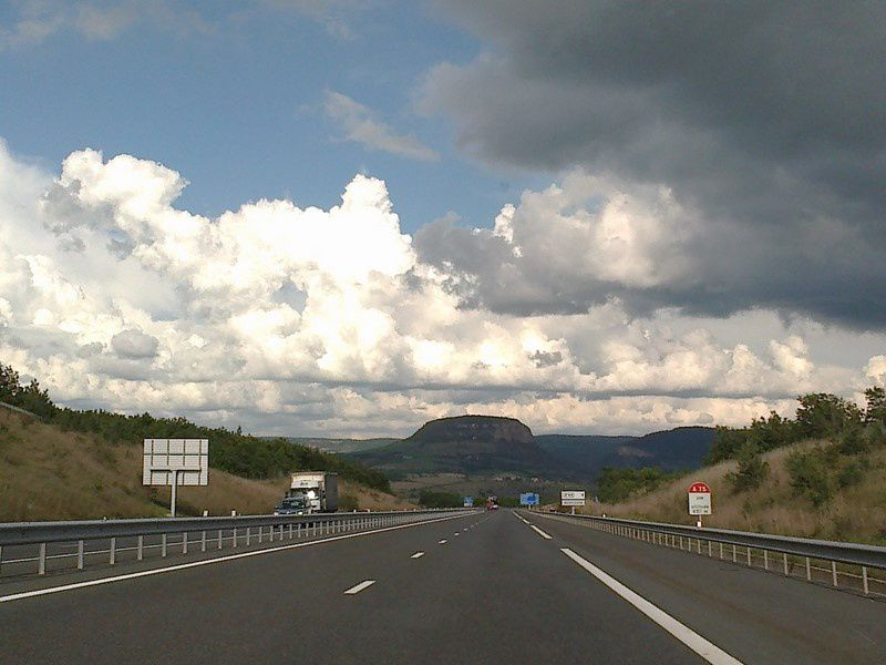 Un peu de tourisme: Le Viaduc de Millau