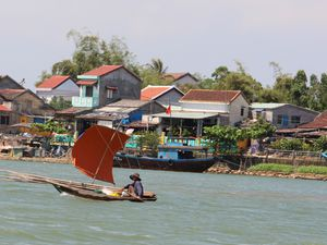 Hoi An, the yellow town