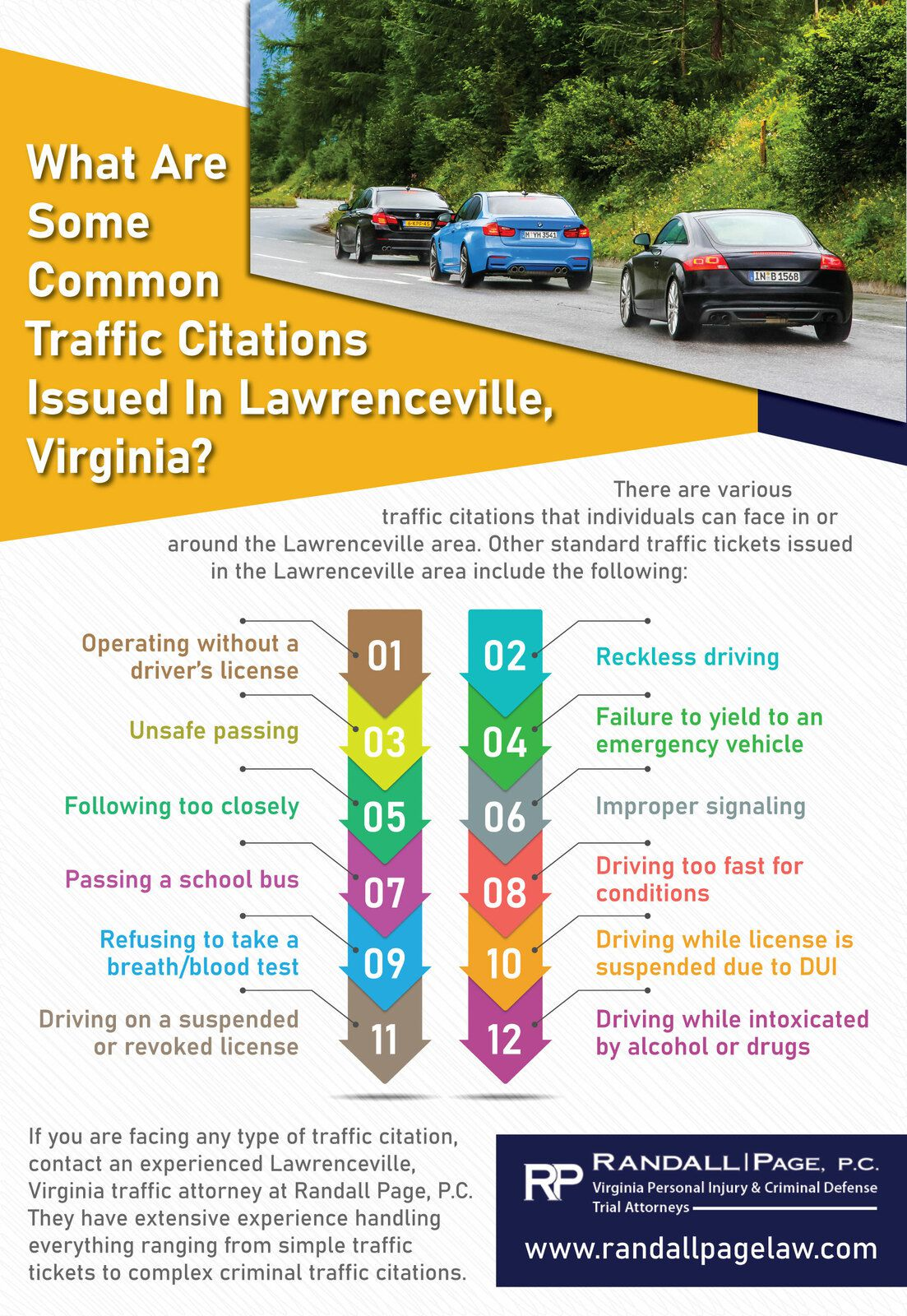 Traffic Lawyer in Lawrenceville